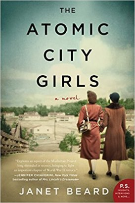 "November Book Club Meeting: ""Atomic City Girls"" @ Home of Amy Eklund"