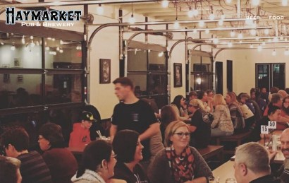 Parents' Night Out: Haymarket Brewery @ Haymarket Pub & Brewery