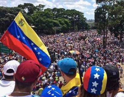 "Creative Conversations: ""Humanitarian Crisis in Venezuela"" @ Berrien Unitarian Universalist Fellowship"