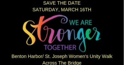 Benton Harbor / St. Joseph Women's Unity Walk @ Fisherman's Park
