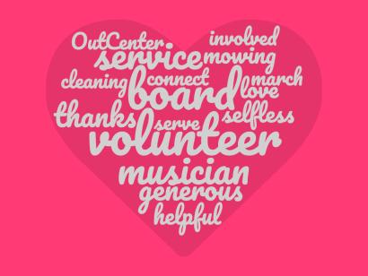 """Sunday Service: """"Volunteer Appreciation"""""""