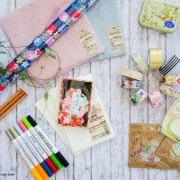 Japan-Haul & Mini-DIY: Washi-Tape-Bleistift