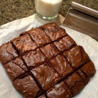 Ghirardelli Chocolate Toffee Brownies