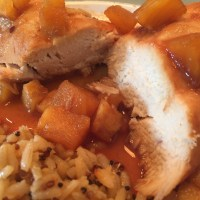 Hawaiian Pineapple Crockpot Chicken