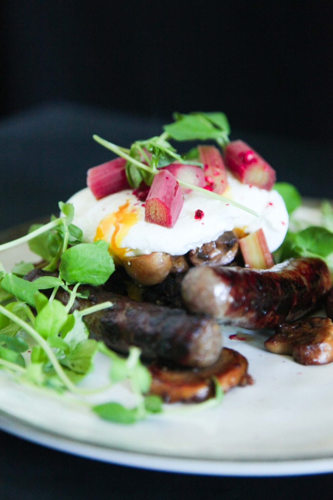 Challenging traditions: a reimagined English Breakfast | Berries and Spice