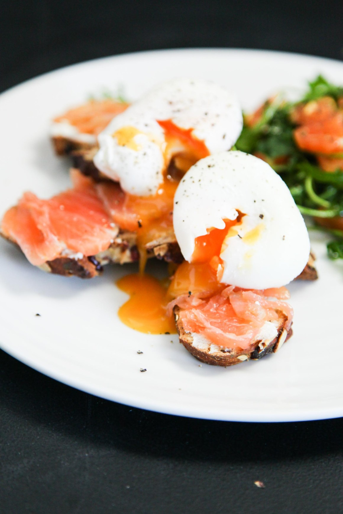 Scrumptious Smoked Salmon and Blood Orange Brunch | Berries and Spice