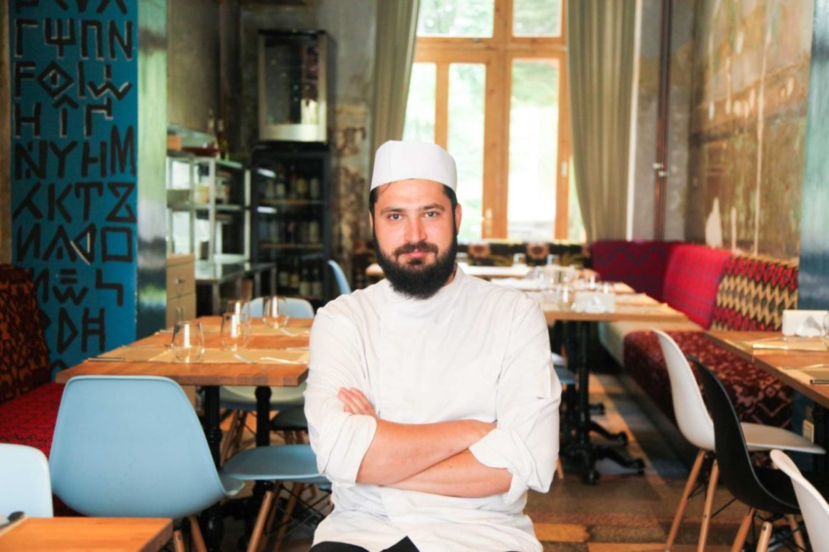 Chef Sorin Cucu: on real food, traditions well-kept and how he became a chef by chance | Berries and Spice