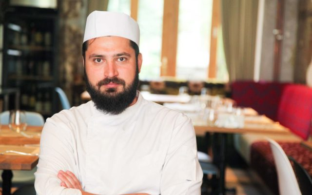 Chef Sorin Cucu: on real food, traditions well-kept and how he became a chef by chance