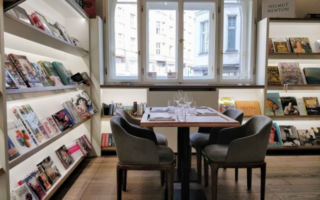 Bistro Kaprova – culinary delight and art in the centre of Prague