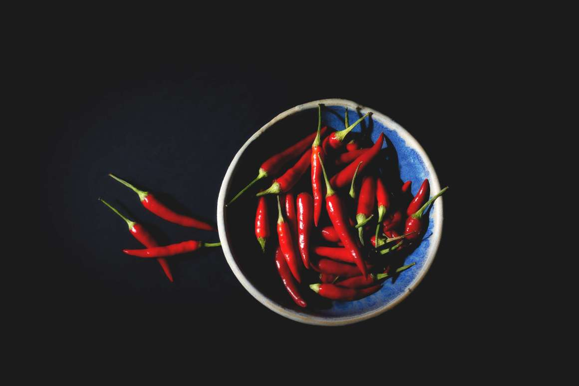 The science and history of chilli peppers: an introduction for amateur chilli heads