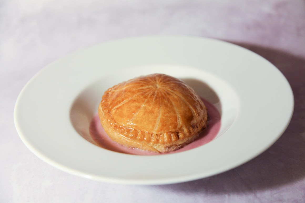 Berries and Spice - For the love of food, quality and produce: Igor Kuznetsov's Noble Savage - pithivier
