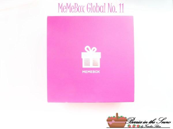 MeMeBox GetItBeautyBox Global No. 11