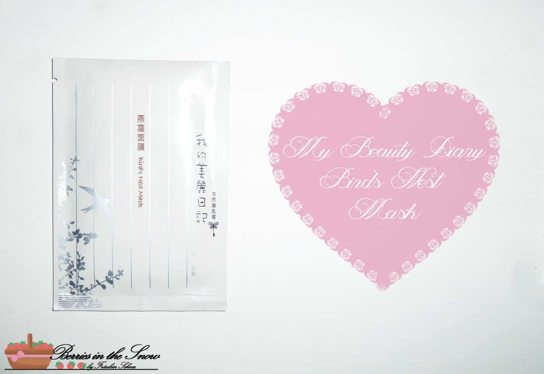 My Beauty Diary Bird's Nest Mask