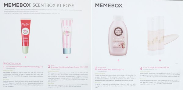 MeMeBox Scentbox Bundle