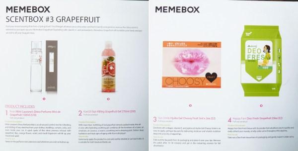 MeMeBox Scentbox Bundle