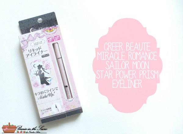 Miracle Romance Sailor Moon Star Power Prism Eyeliner