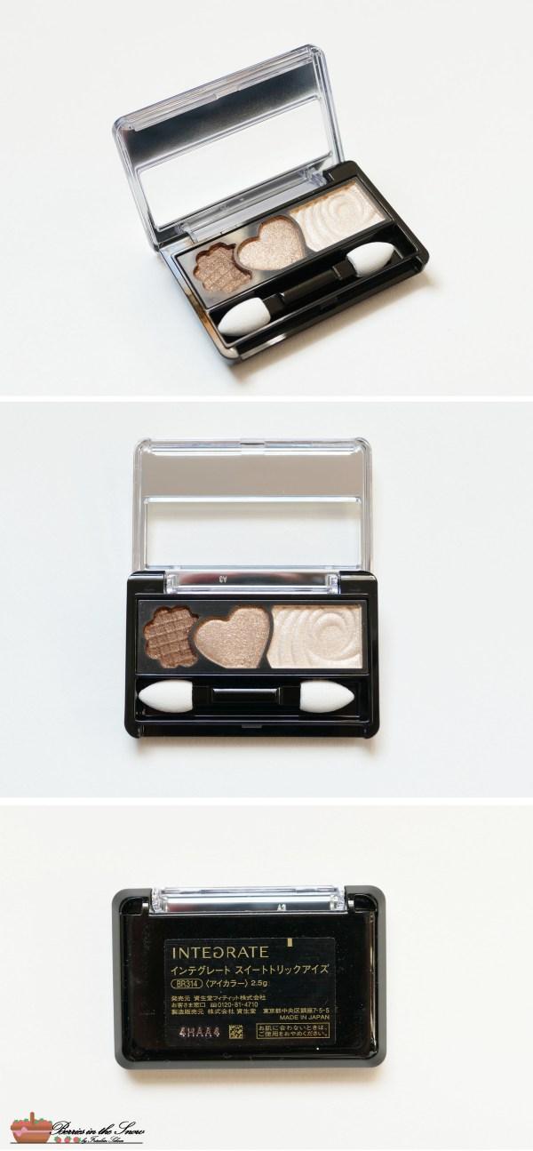 Shiseido Integrate Suite Trick Eyes