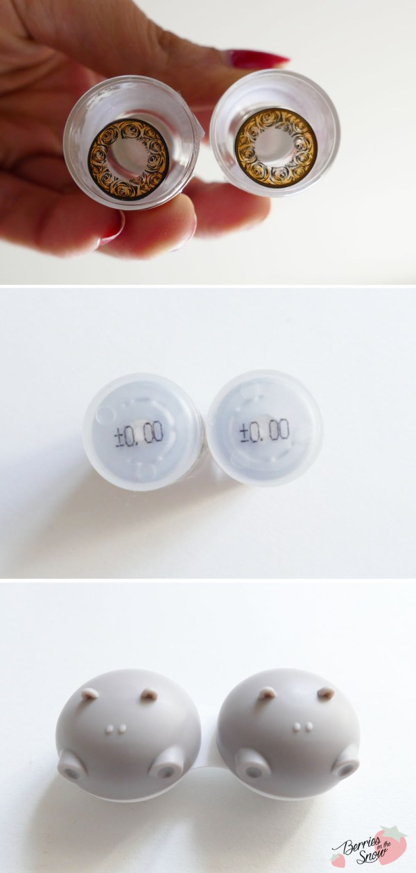The Dolly Eye Candarae ML5 Lenses