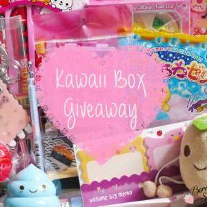 KawaiiBoxGiveaway