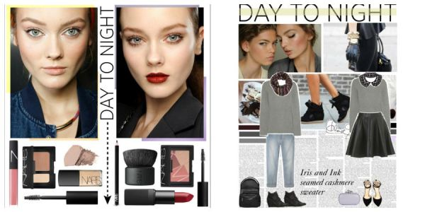 Make-up Talks - From Daywear to Evening Wear
