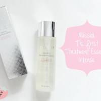 Review: Missha Time Revolution The First Treatment Essence Intensive