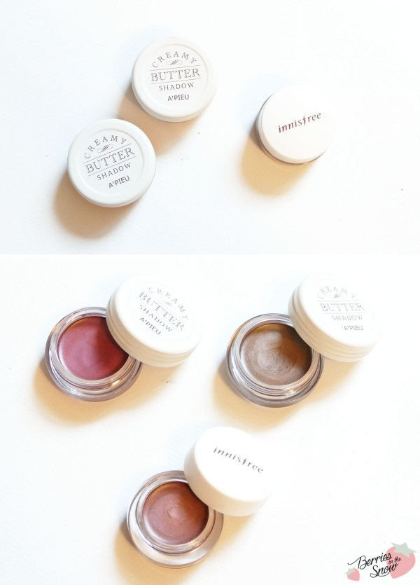 Innisfree Mineral Single Cream Shadow
