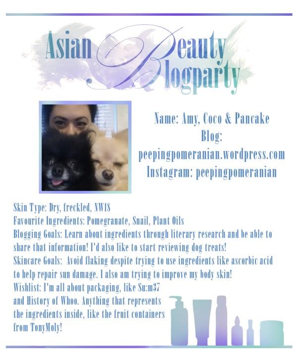 Asian Beauty Blogparty