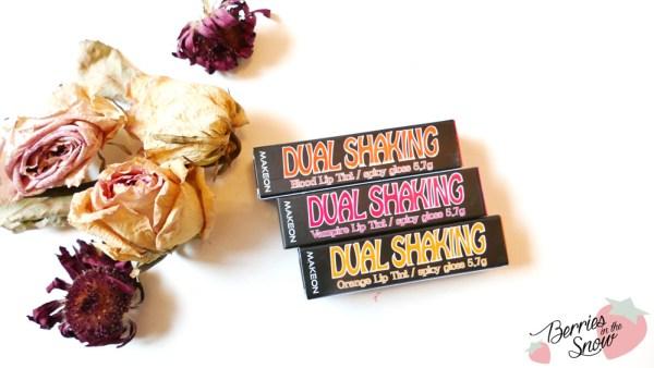 Tosowoong Makeon Dual Shaking Lip Tint