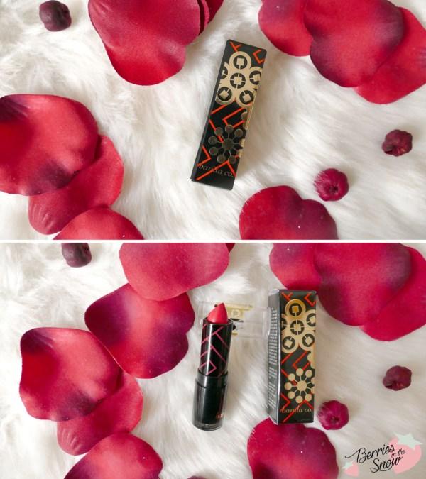 Banila Co. Glam Muse Luster Lipstick