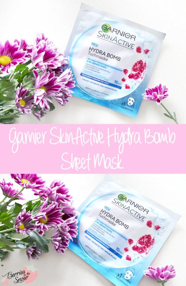 Garnier Skin Active Hydra Bomb Sheet Mask