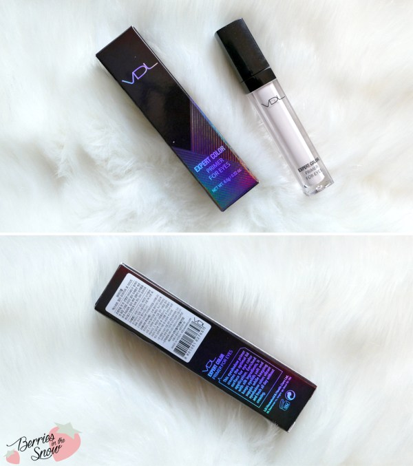 VDL Expert Color Primer For Eyes