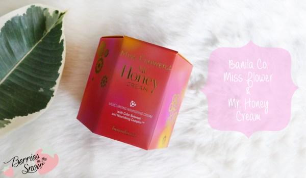 Banila Co. Miss Flower & Mr. Honey Cream