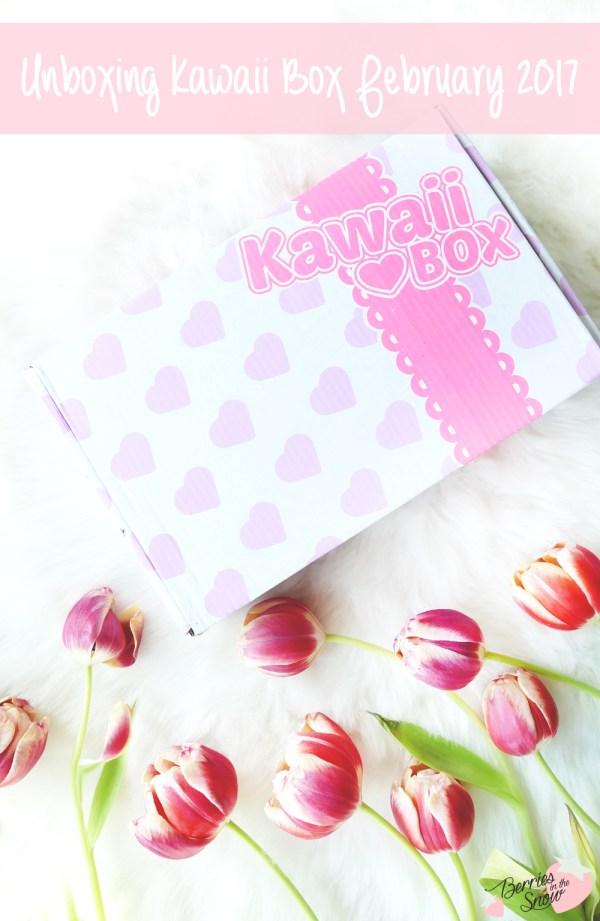 Kawaii Box February 2017