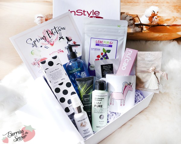 InStyle Box Spring Edition