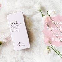 Review: 9Wishes Rose Hydrating Capsule Treatment