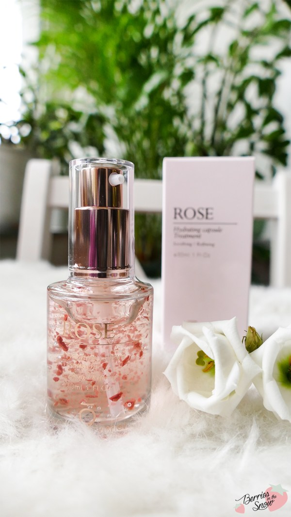 9Wishes Rose Hydrating Capsule Treatment