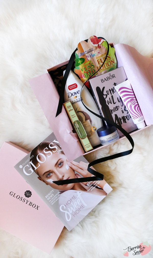 Glossybox October 2017