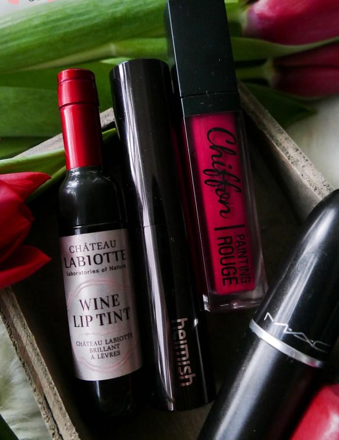 Top 5 Liptsticks & Lip Tints for Spring