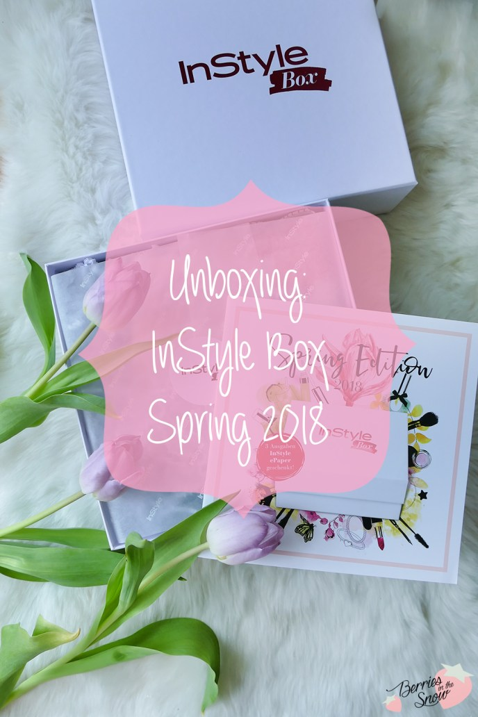 InStyle Box Spring 2018