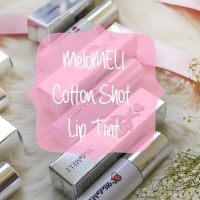 Review: MeloMELI Cotton Shot Lip Tint