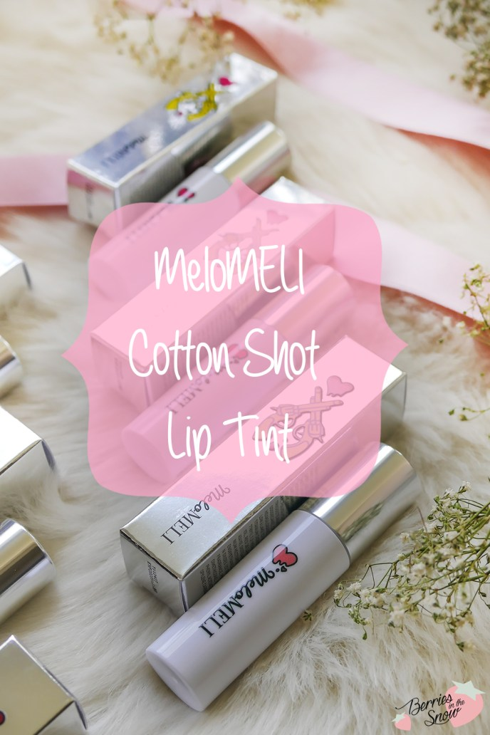 MeloMELI Cotton Shot Lip Tint