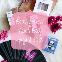 Unboxing: Beautypress News Box August 2018