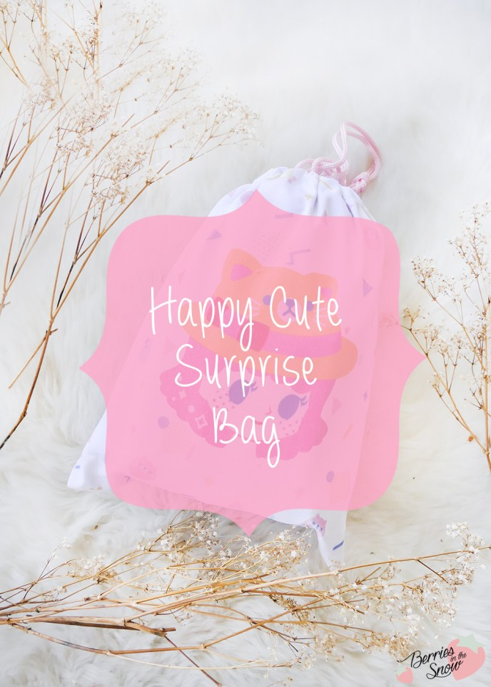 Happy Cute Surprise Bag