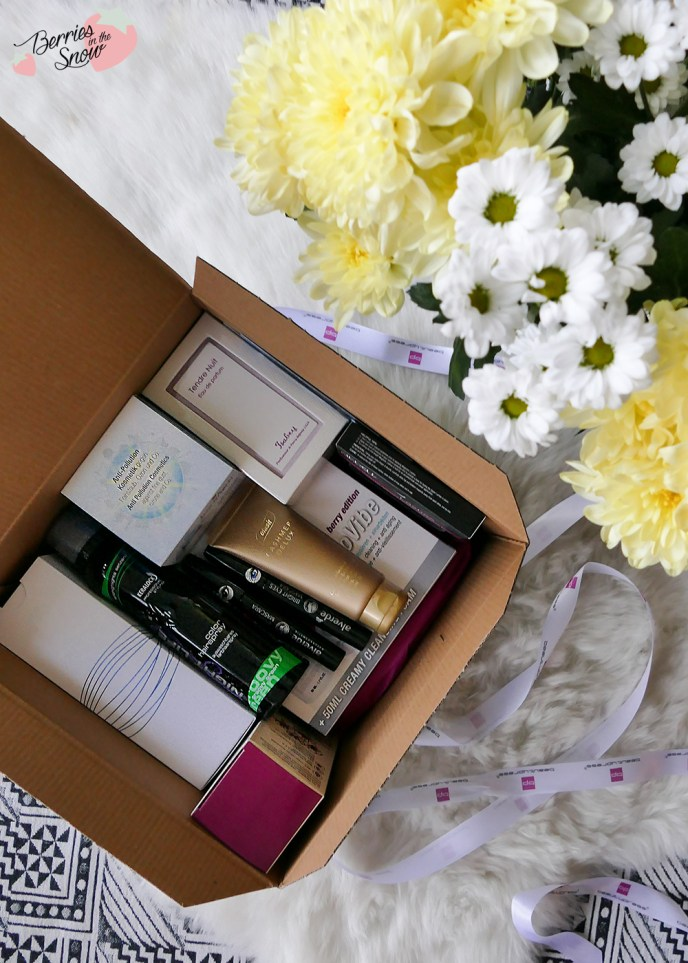 Beautypress News Box October