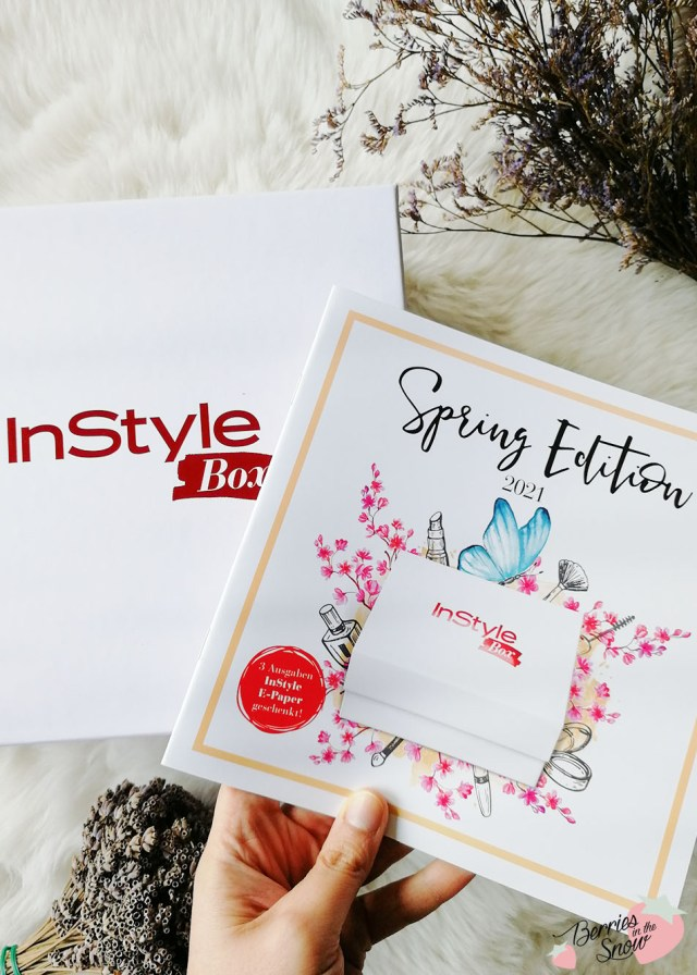 InStyle Box Spring Edition 2021