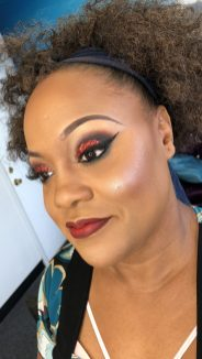 South Florida Carnival Makeup Artist