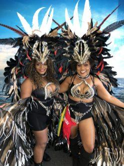 South Florida Carnival Makeup Artist