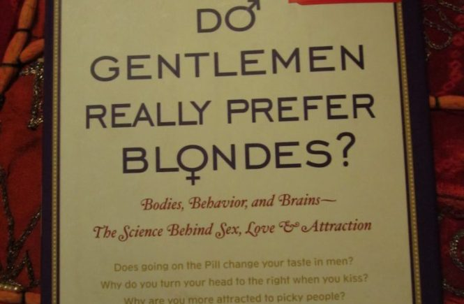 Do Men Prefer Blondes