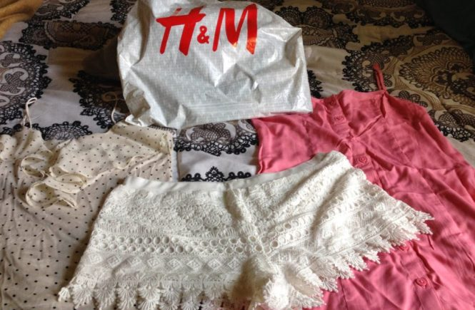 Petite Clothes from H&M