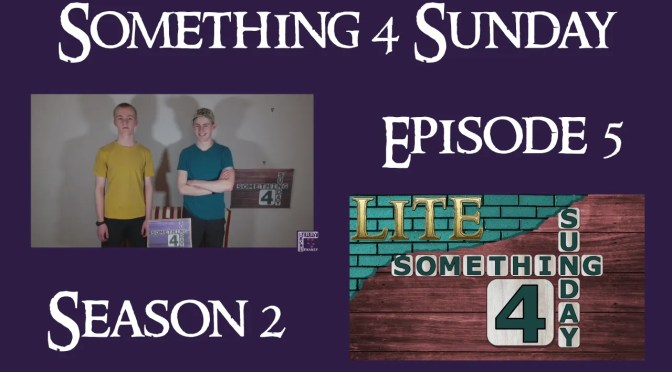 Something 4 Sunday LITE, Season 2, Episode 5, Spiritual Exercise Is Better!